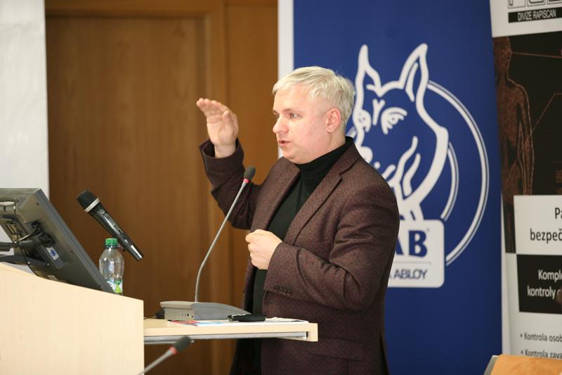 Ing. Libor Sladký, prezident Asociace bezpečná škola