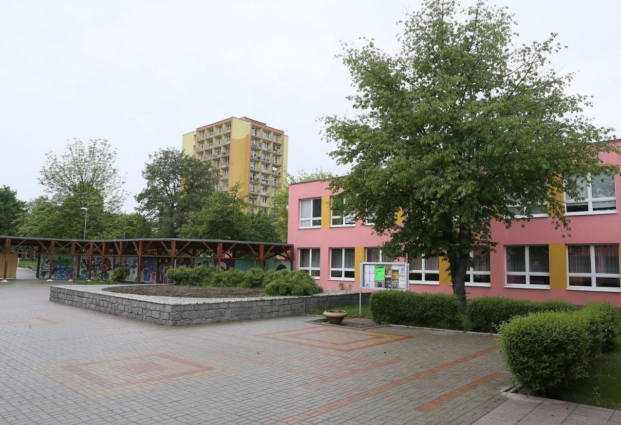 Základní škola Za Chlumem Bílina