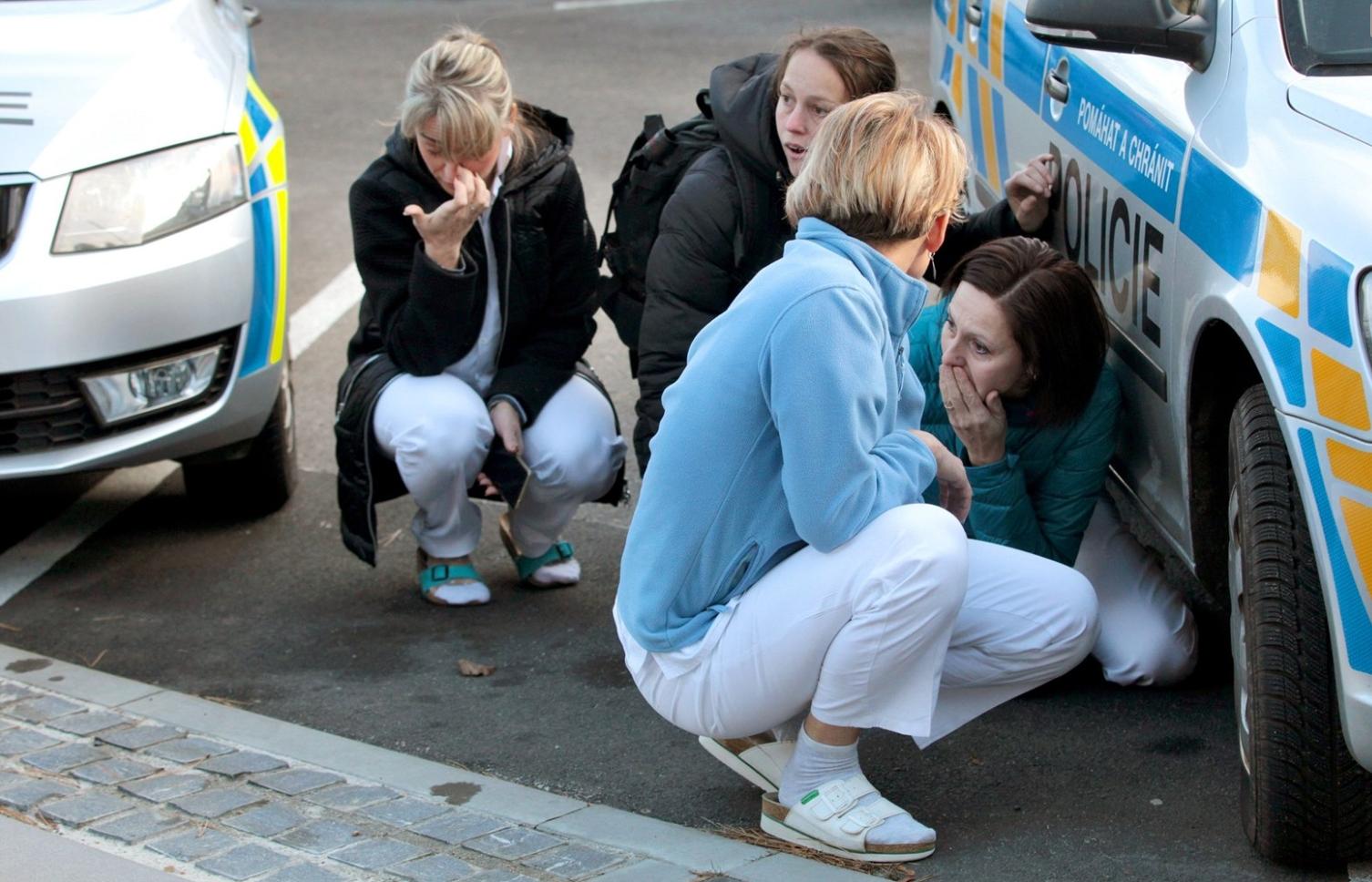Pacienti a personál ostravské Fakultní nemocnice